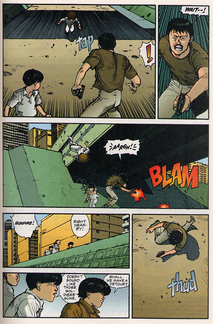 Read online Akira comic -  Issue #15 - 50