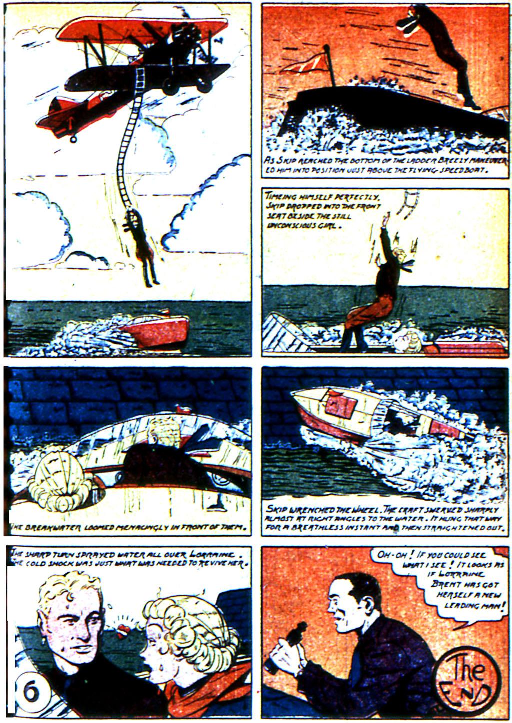 Read online Adventure Comics (1938) comic -  Issue #43 - 55