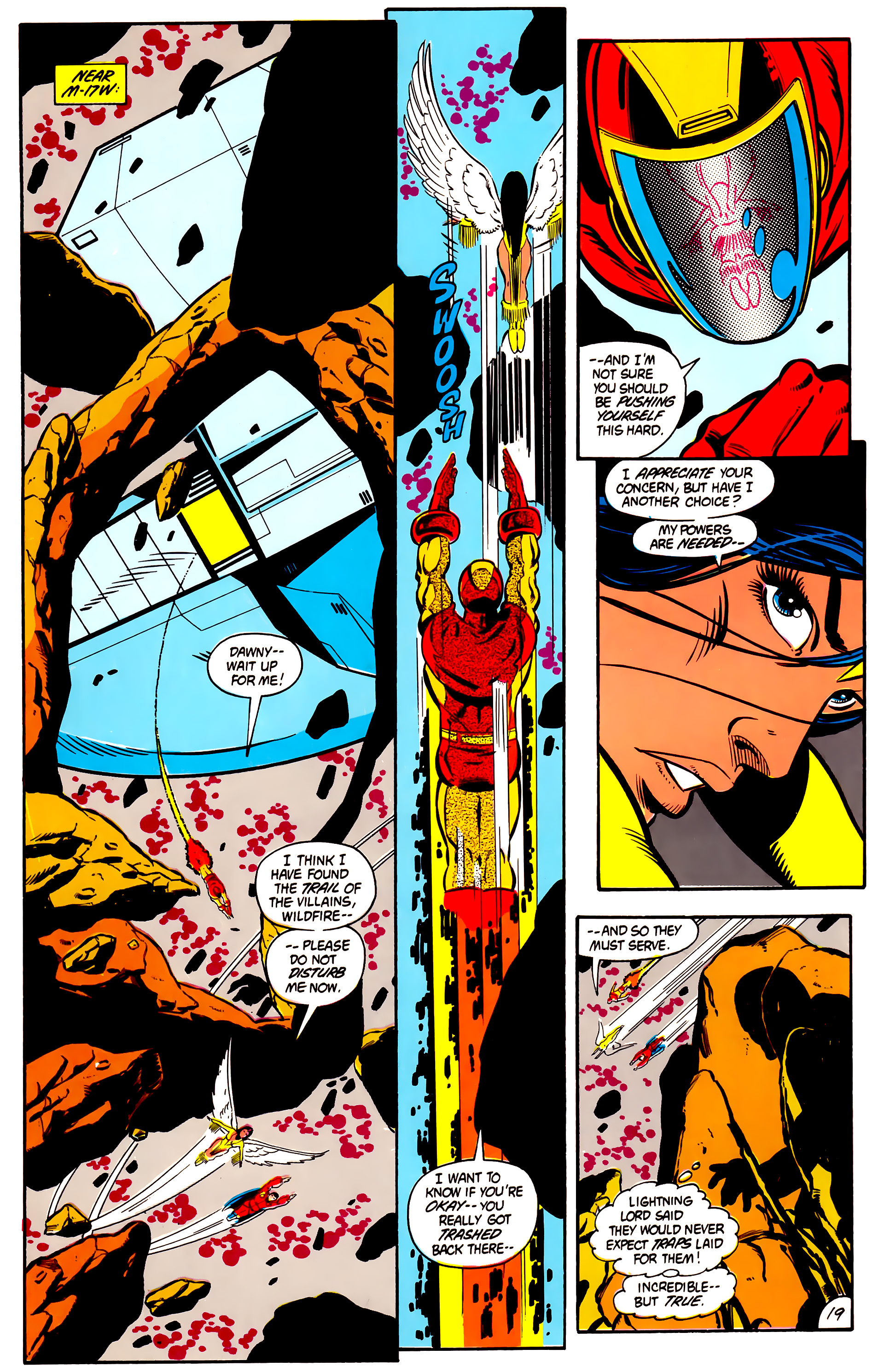 Legion of Super-Heroes (1984) 2 Page 20
