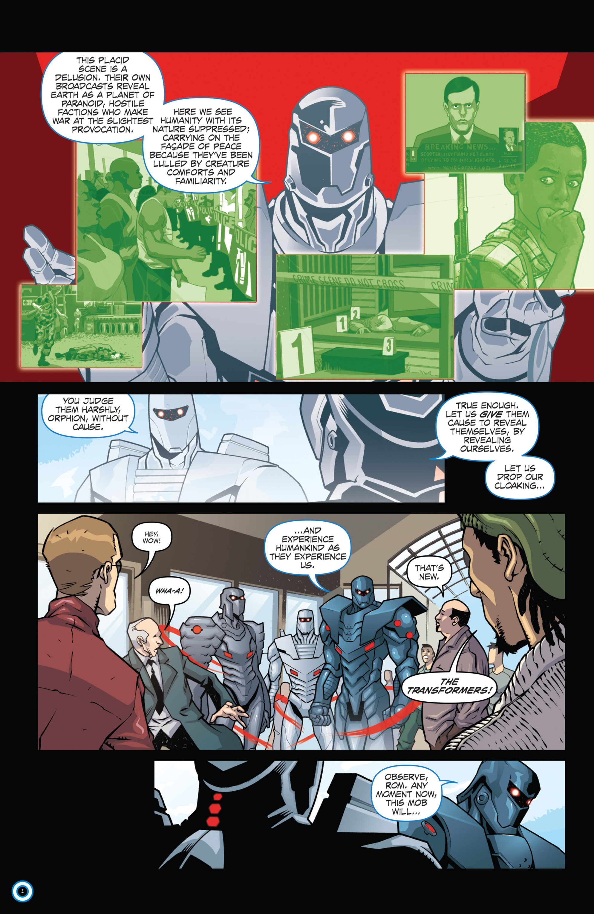 Read online ROM (2016) comic -  Issue #10 - 6