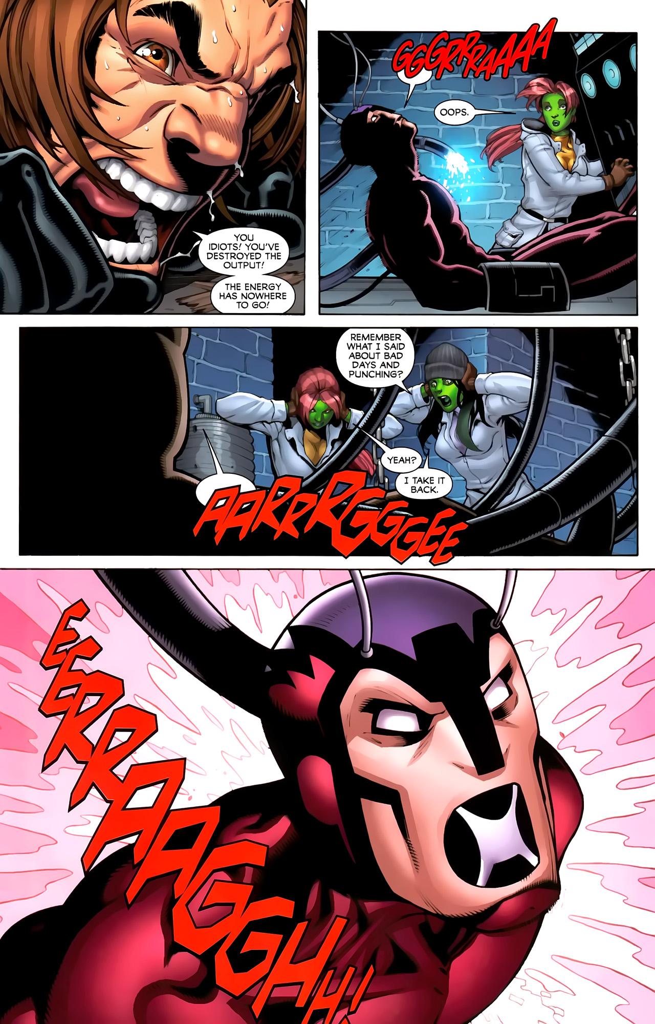 Read online She-Hulks comic -  Issue #3 - 22