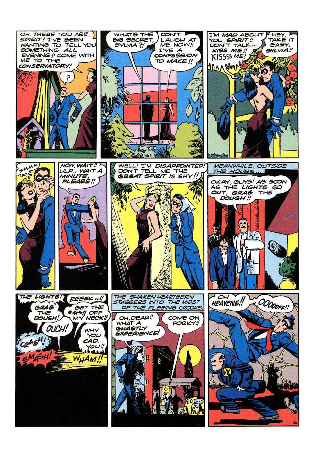 Read online Will Eisner's The Spirit Archives comic -  Issue # TPB 3 (Part 1) - 79