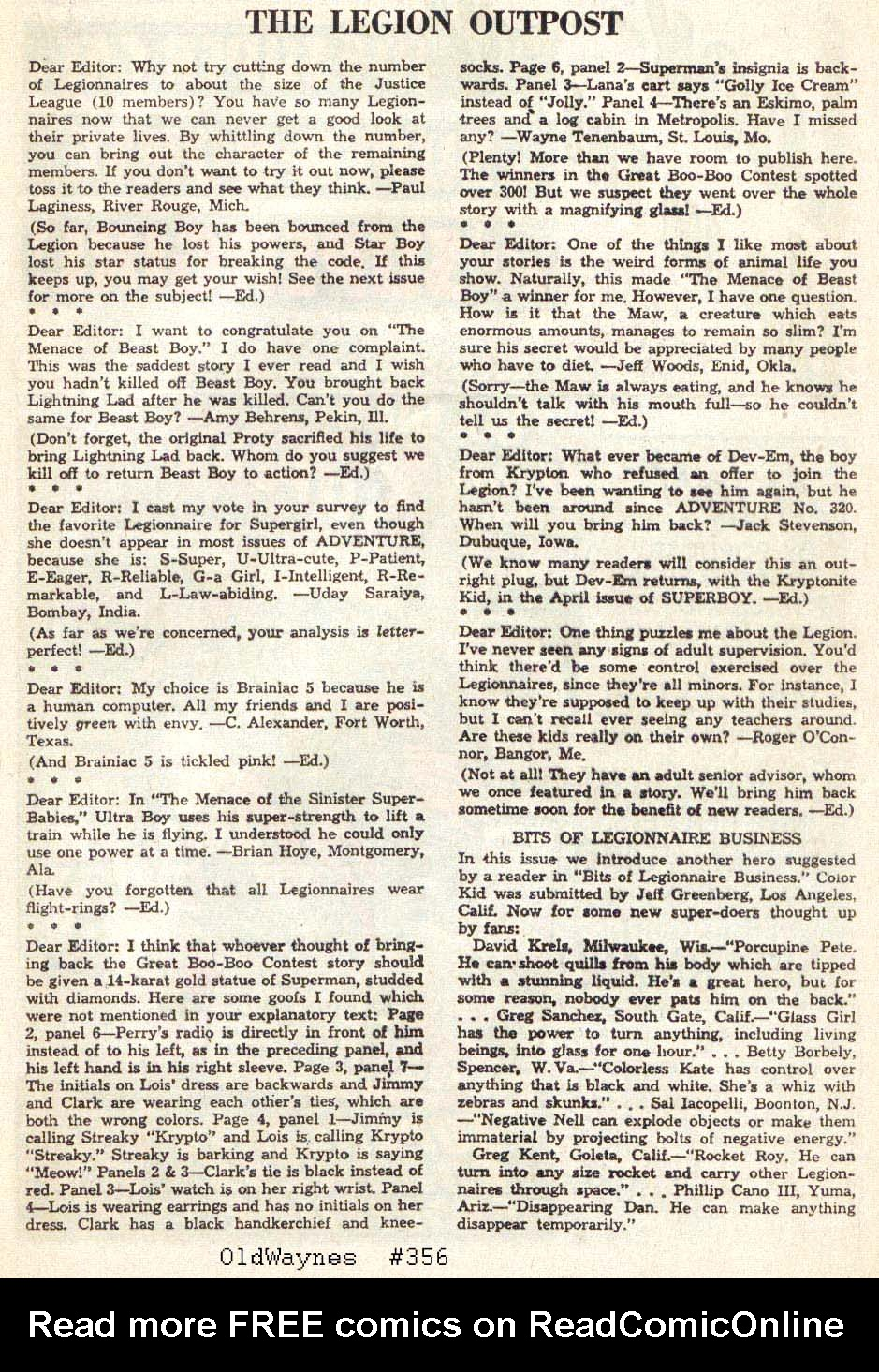 Read online Adventure Comics (1938) comic -  Issue #342 - 13