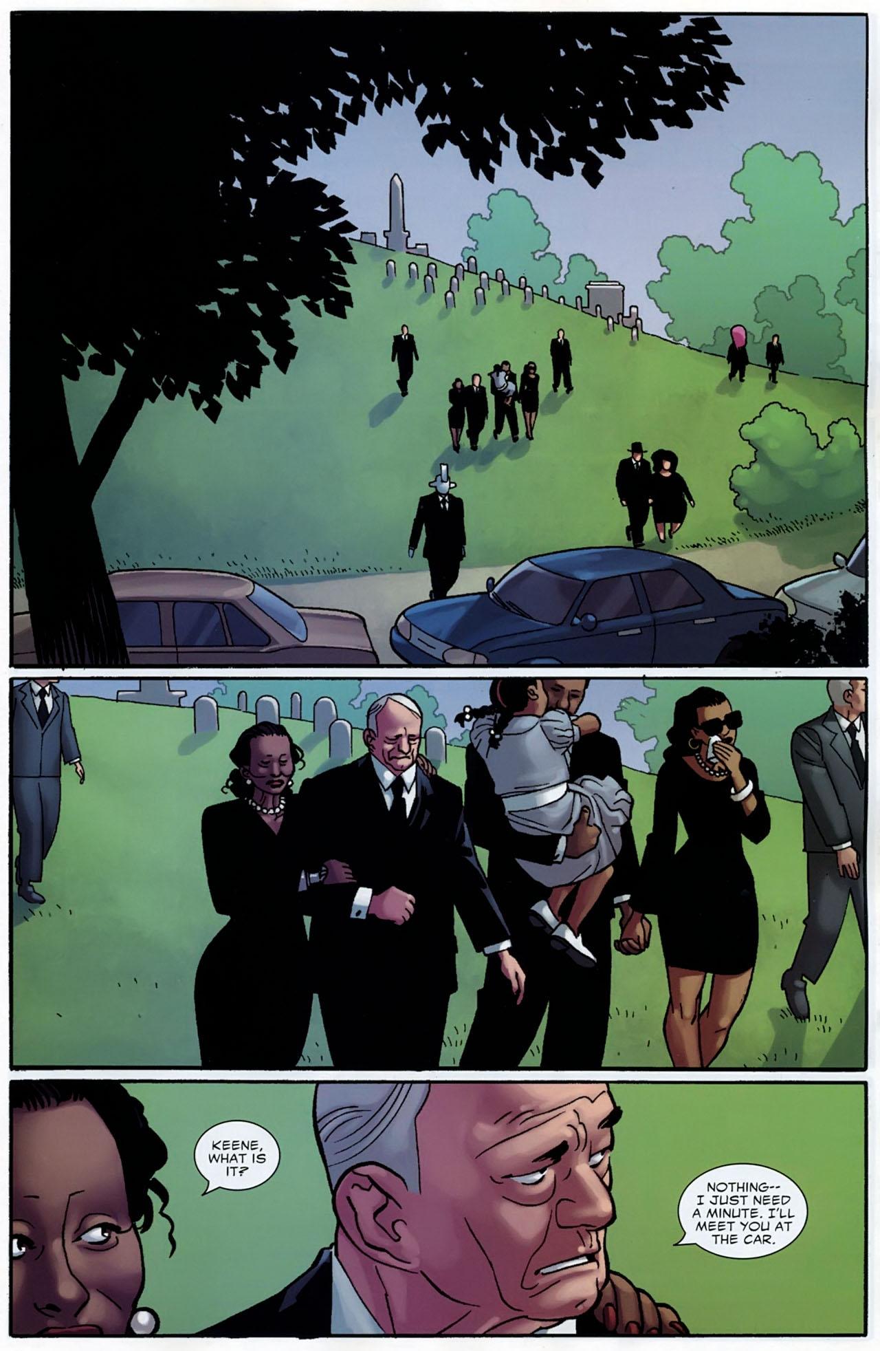 Read online Destroyer comic -  Issue #2 - 2