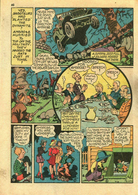 Read online Super-Magician Comics comic -  Issue #14 - 59