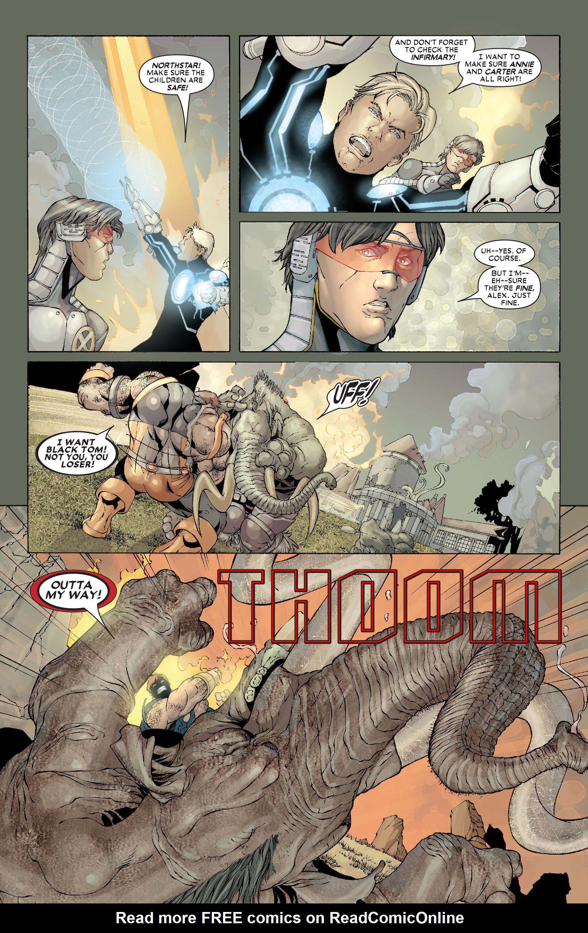 X-Men (1991) 164 Page 9