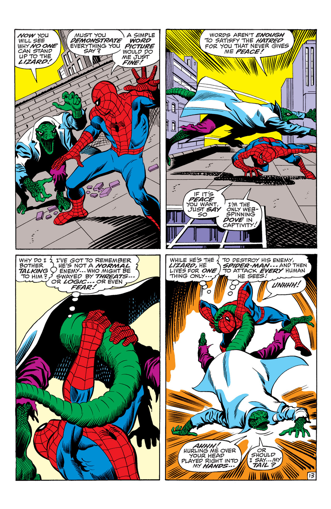 The Amazing Spider-Man (1963) 76 Page 13