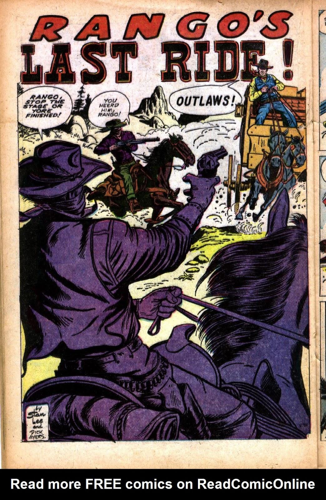 Gunsmoke Western issue 66 - Page 20