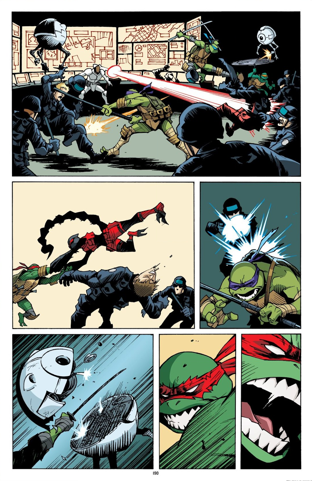 Read online Teenage Mutant Ninja Turtles: The IDW Collection comic -  Issue # TPB 8 (Part 2) - 89