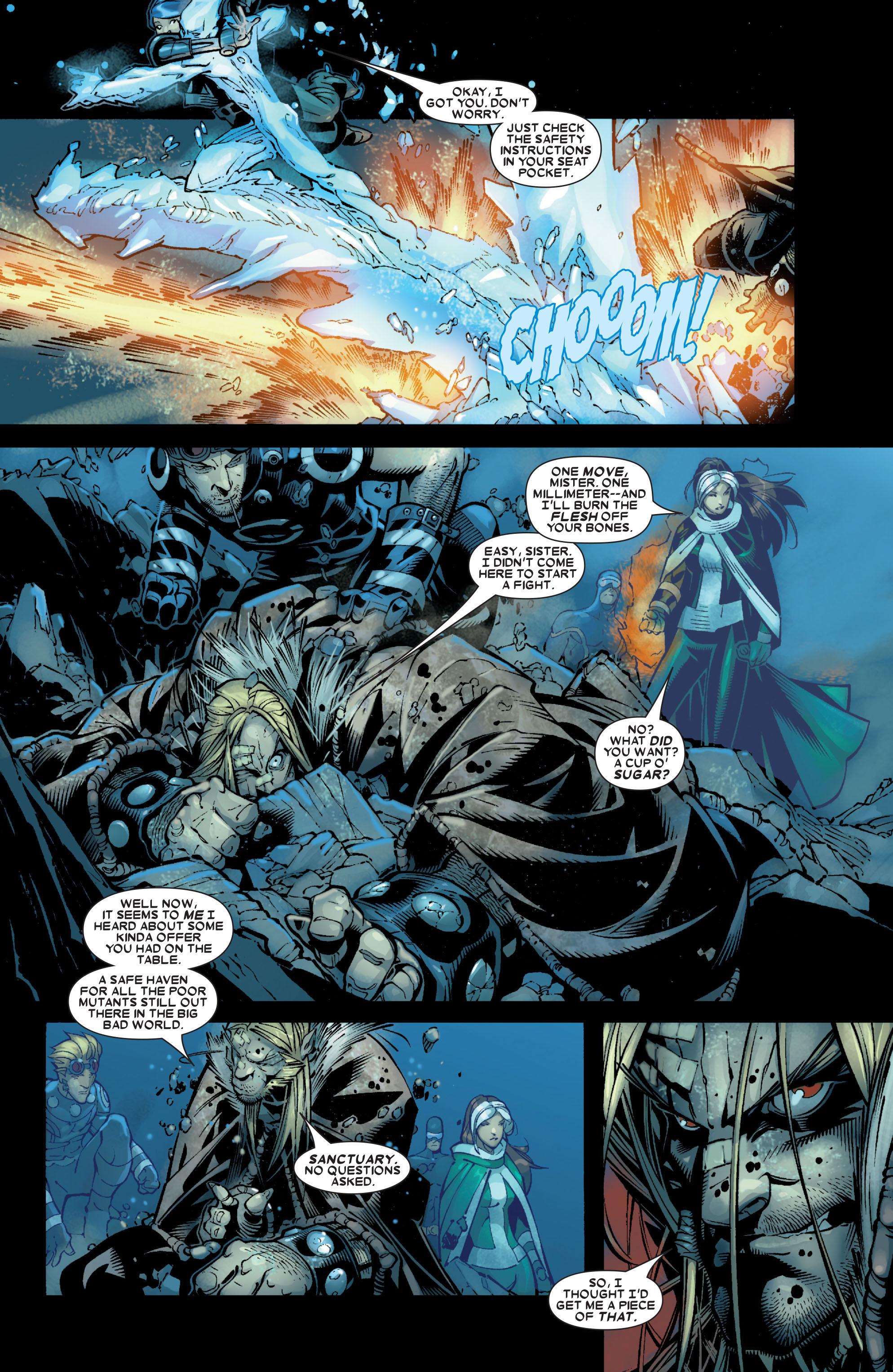 X-Men (1991) 188 Page 20