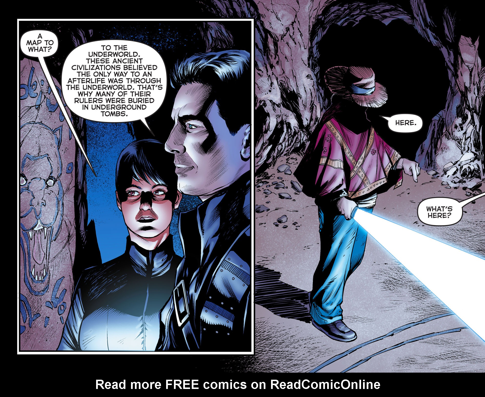 Read online Arrow: The Dark Archer comic -  Issue #3 - 11
