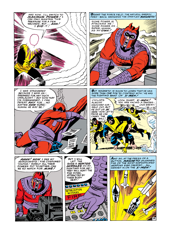 Uncanny X-Men (1963) -1 Page 19