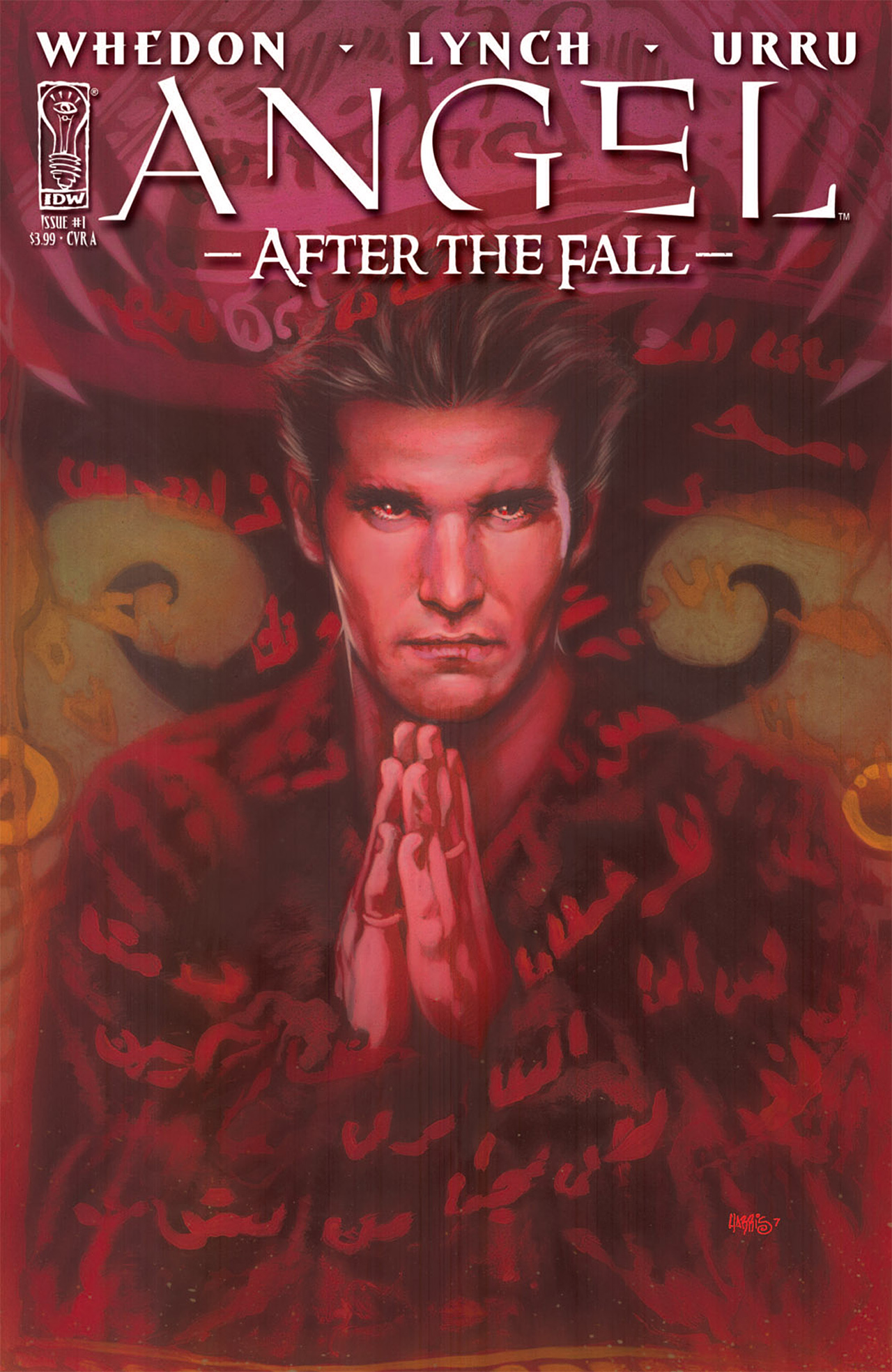 Read online Angel: After The Fall comic -  Issue #1 - 1