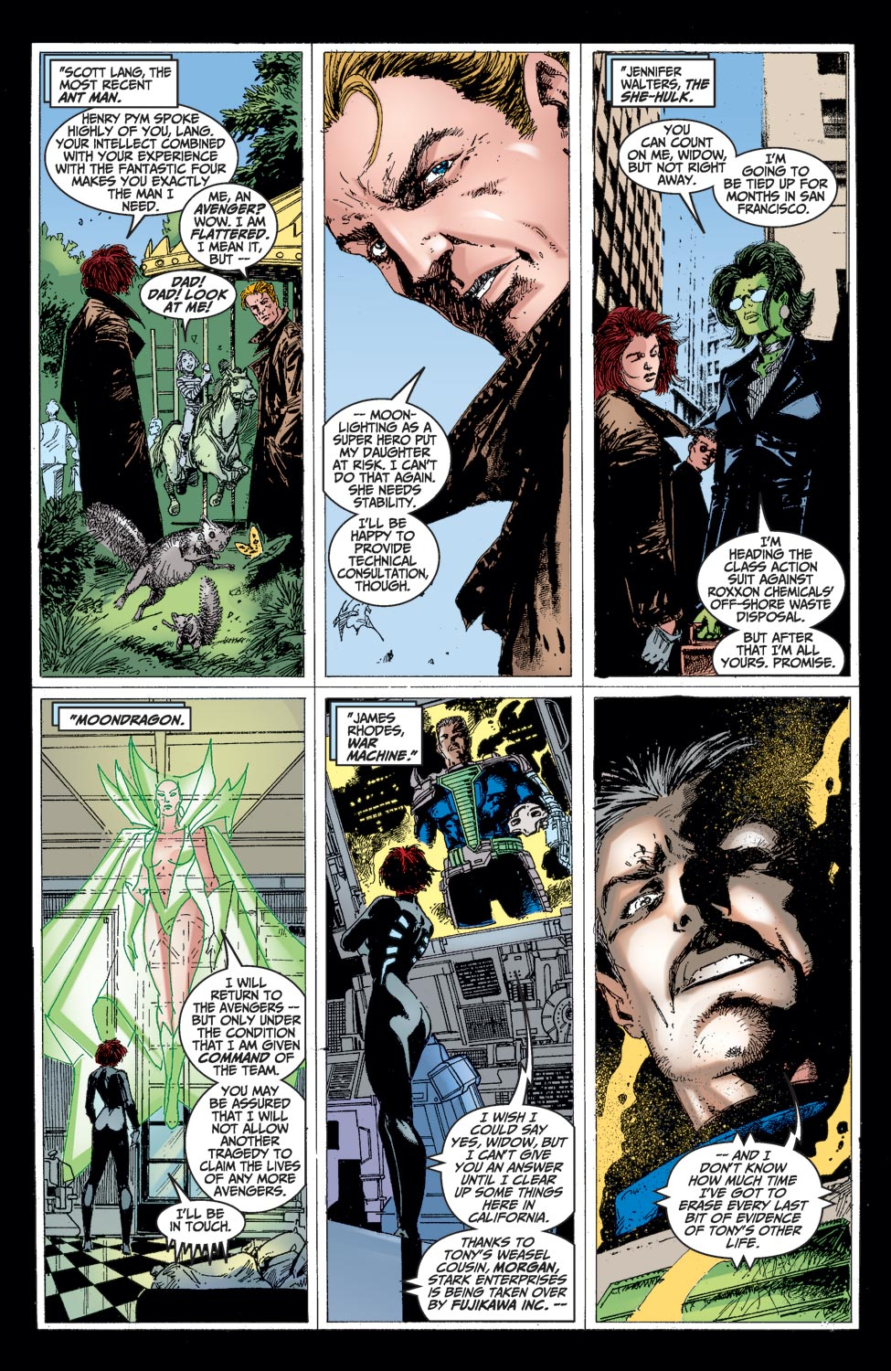 Avengers (1998) issue _Annual_1 - Page 13