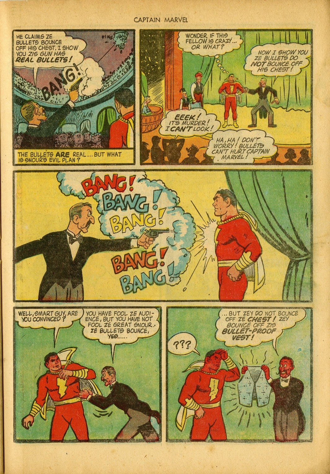 Captain Marvel Adventures issue 34 - Page 39