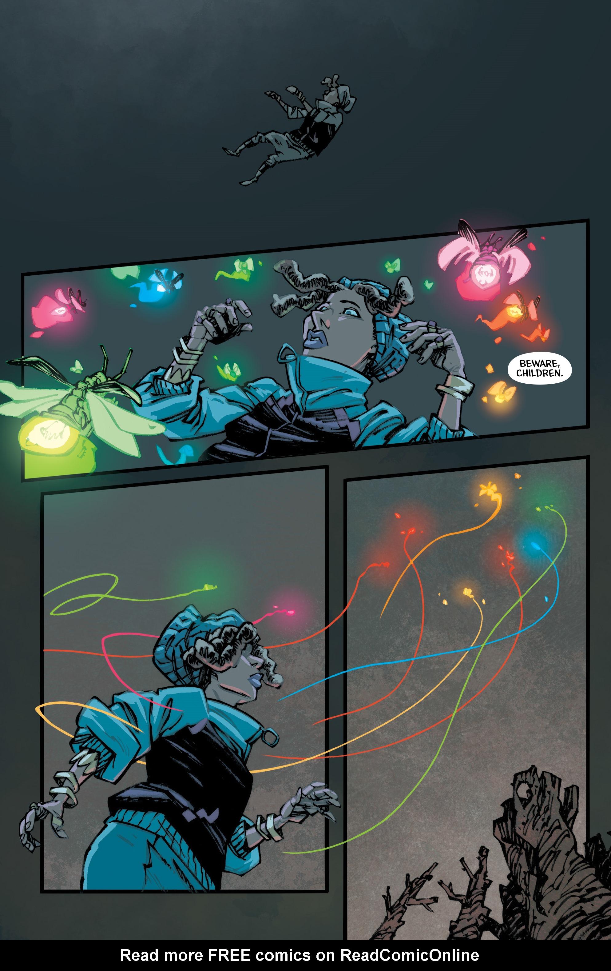 Read online Black Cloud comic -  Issue #3 - 5