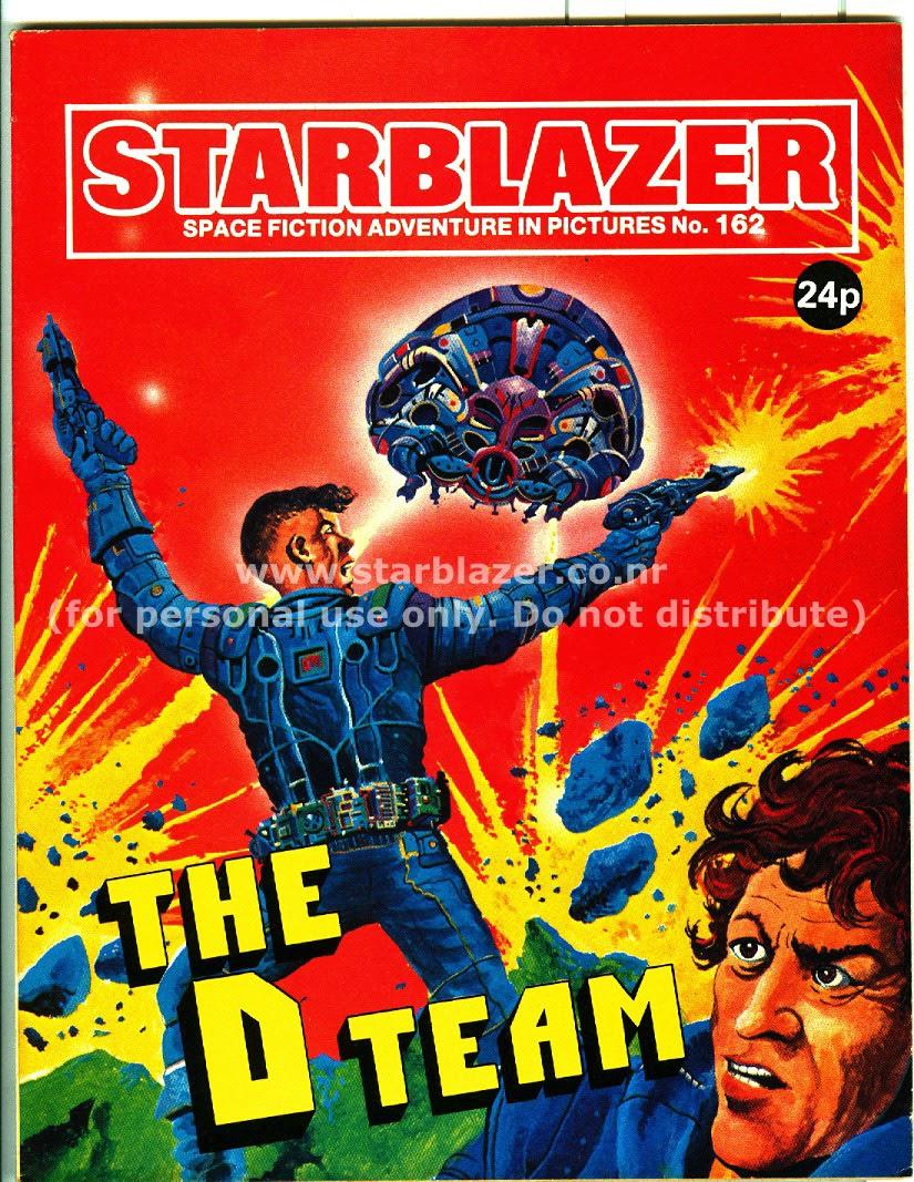 Starblazer issue 162 - Page 1