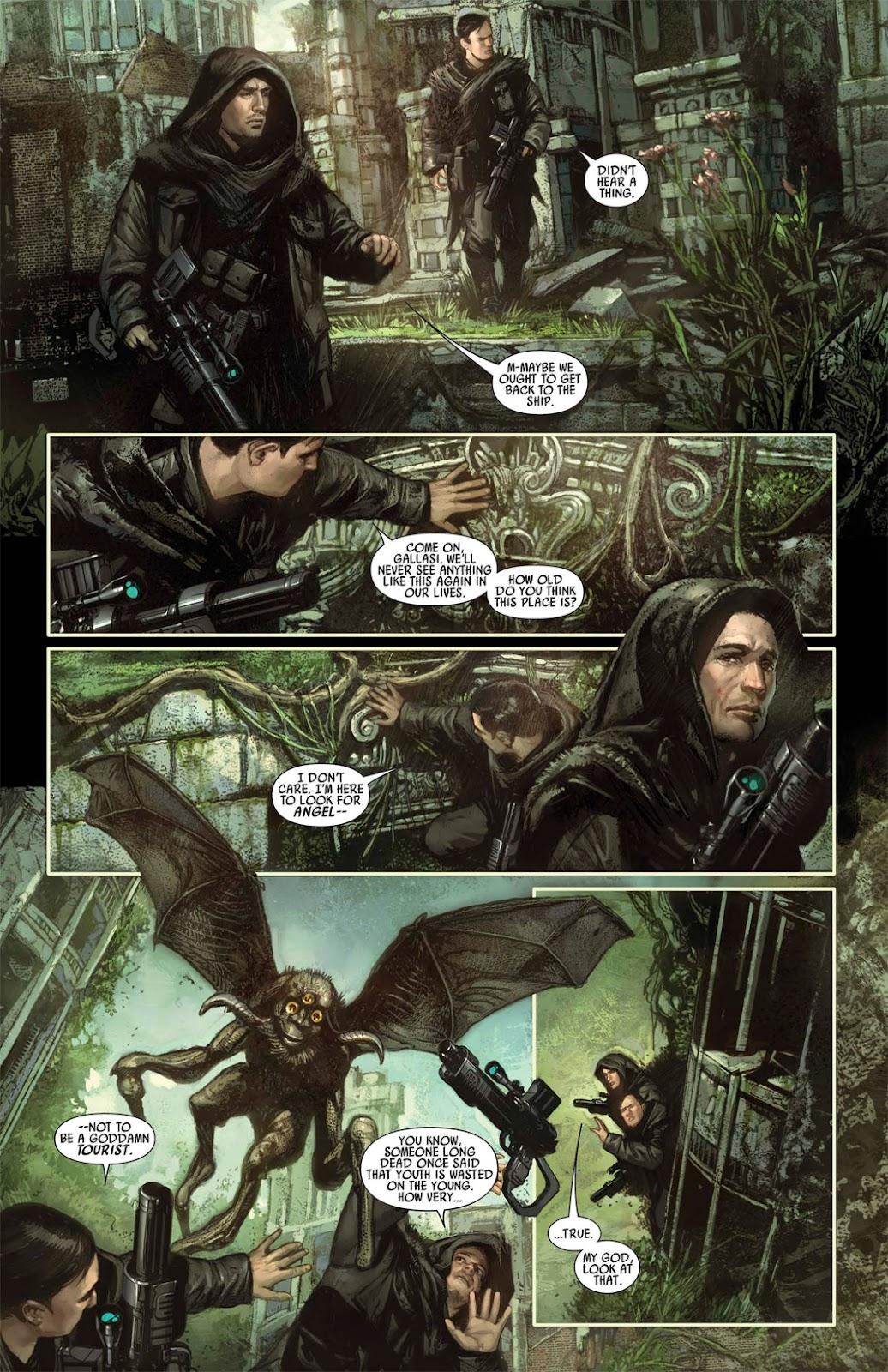 Read online After Dark comic -  Issue #2 - 19