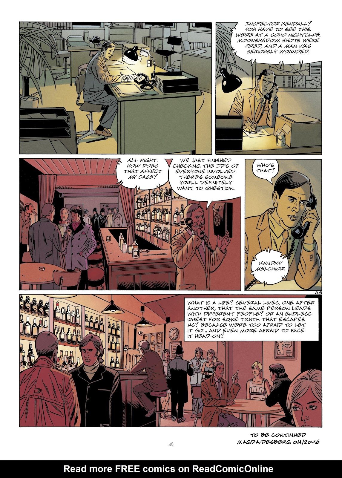 Read online Sherman comic -  Issue #7 - 48