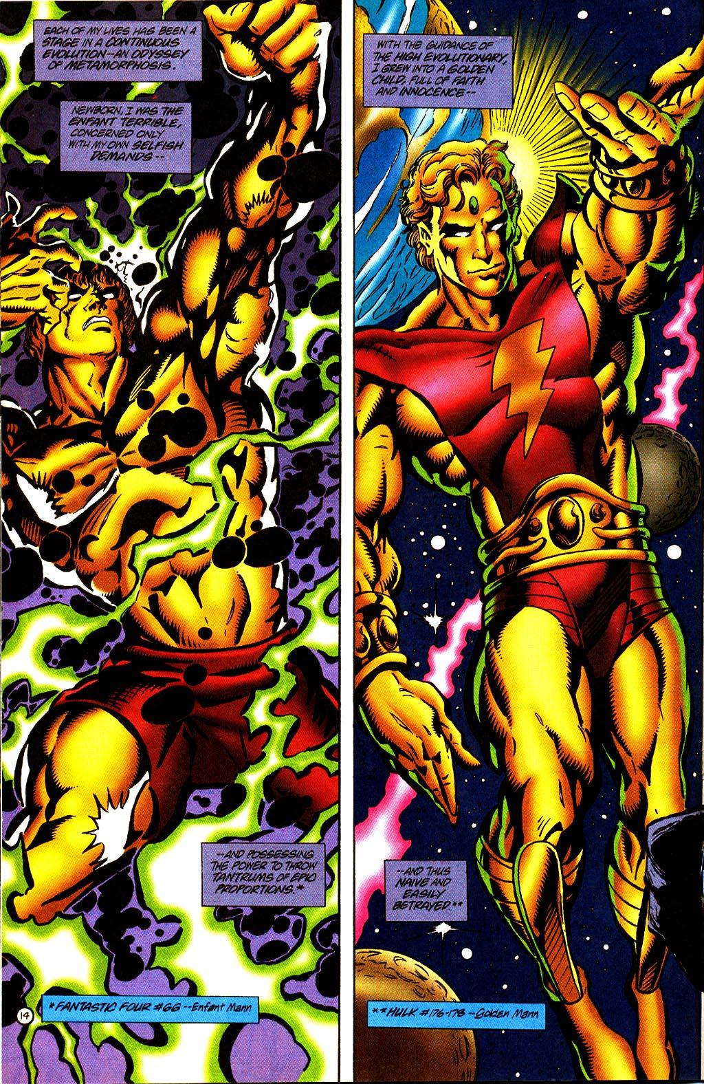 Read online Rune (1995) comic -  Issue #2 - 17
