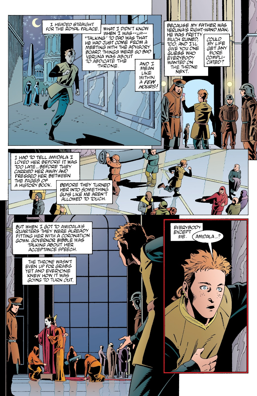 Read online Star Wars Legends: Rise of the Sith - Epic Collection comic -  Issue # TPB 2 (Part 2) - 37