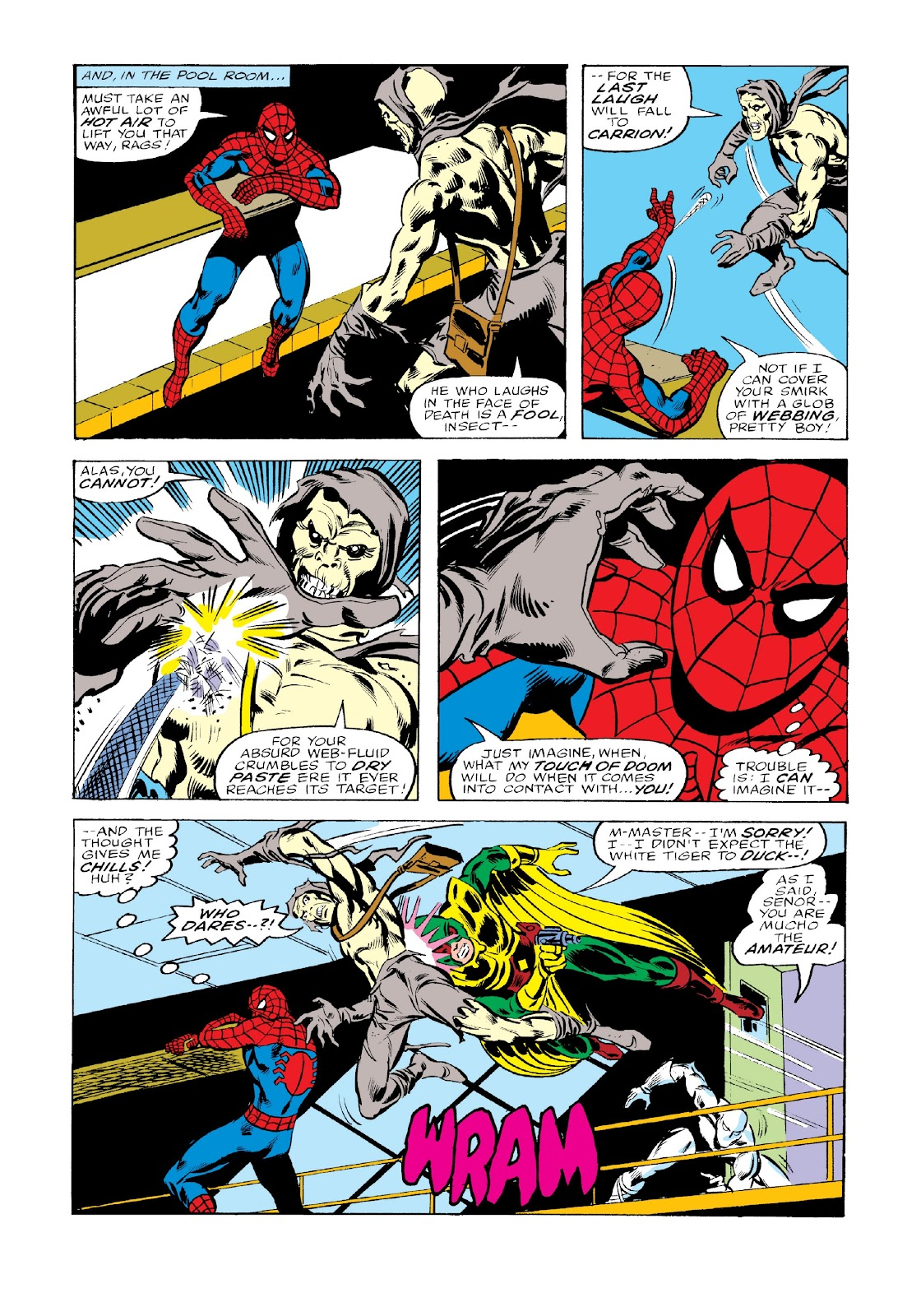 Read online Marvel Masterworks: The Spectacular Spider-Man comic -  Issue # TPB 2 (Part 3) - 72