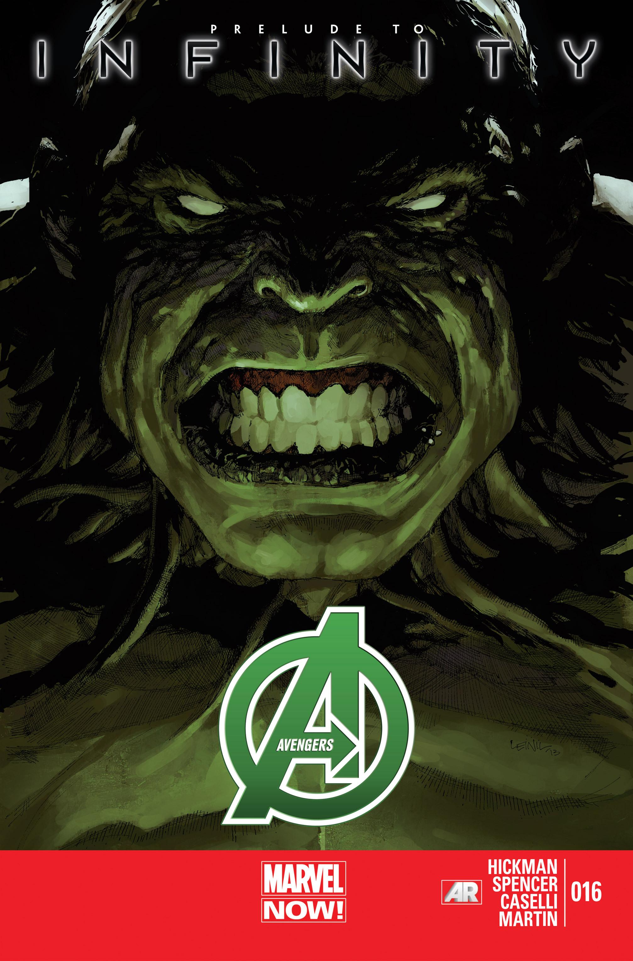 Read online Avengers (2013) comic -  Issue #Avengers (2013) _TPB 3 - 102
