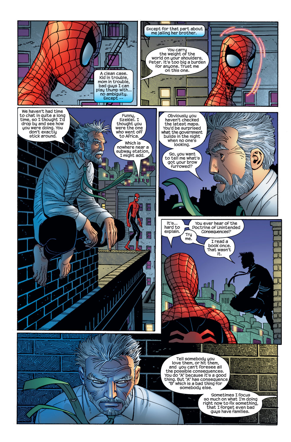 The Amazing Spider-Man (1999) 55 Page 19