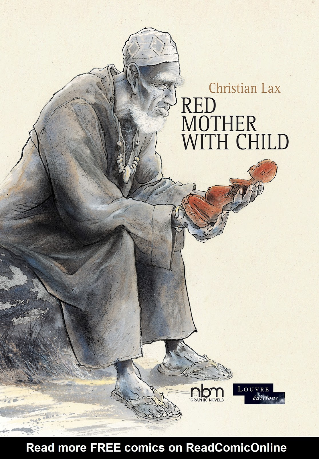 Read online The Red Mother with Child comic -  Issue # TPB - 1