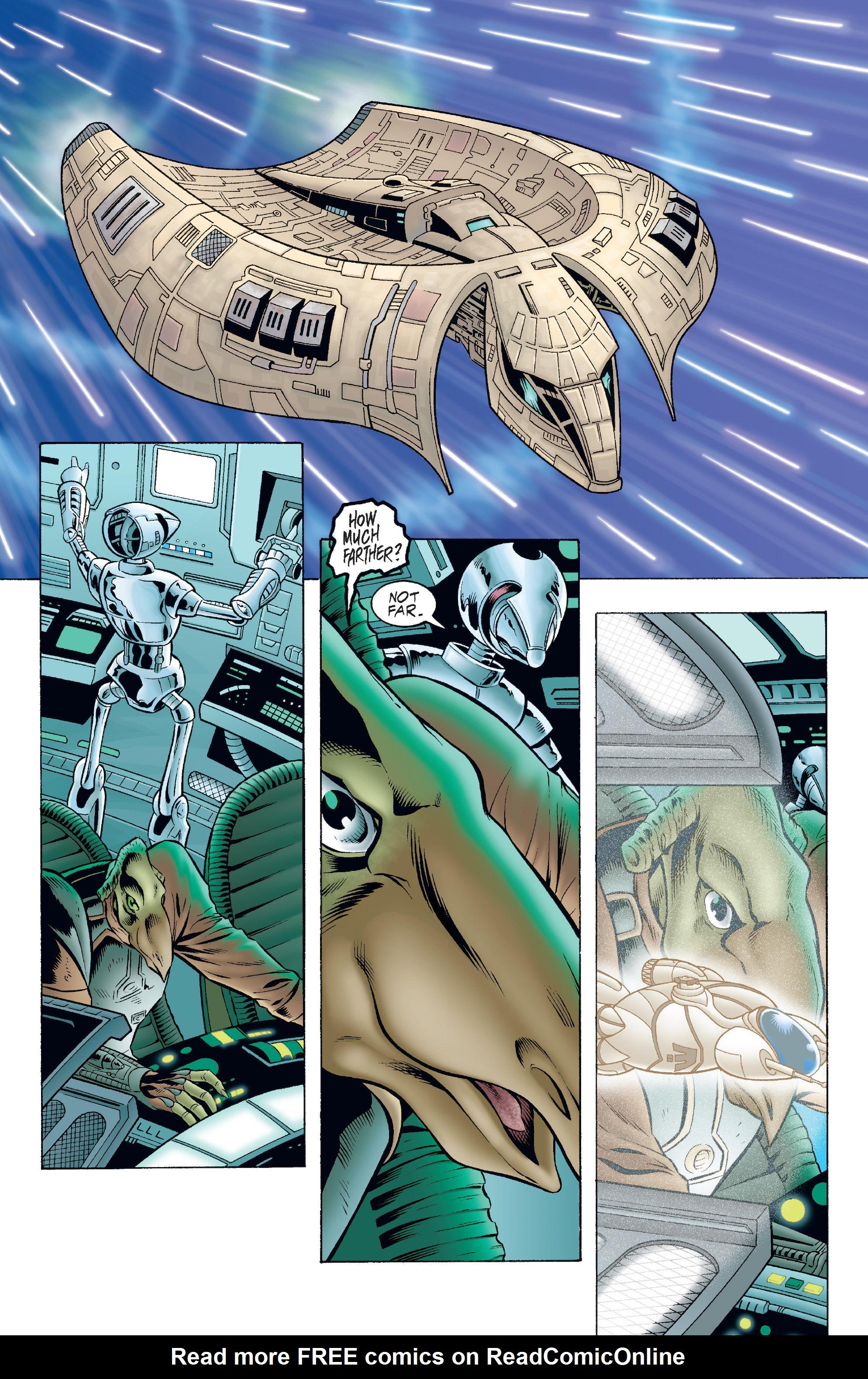 Read online Star Wars Omnibus comic -  Issue # Vol. 11 - 306