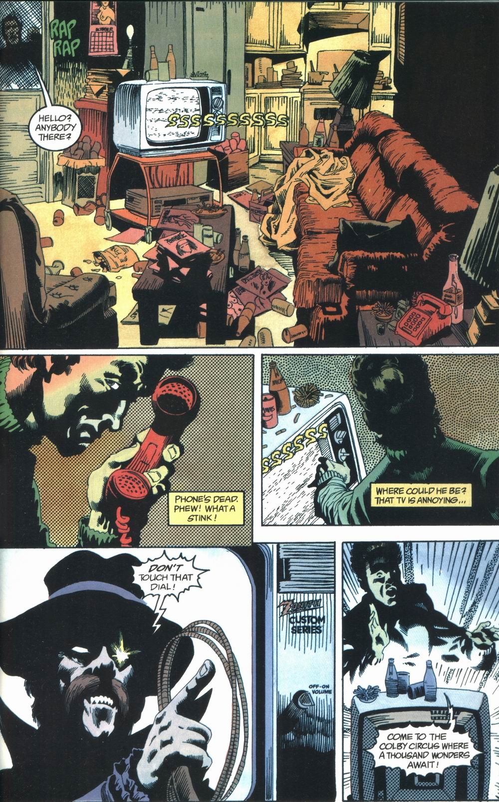 Read online Deadman: Love After Death comic -  Issue #1 - 41