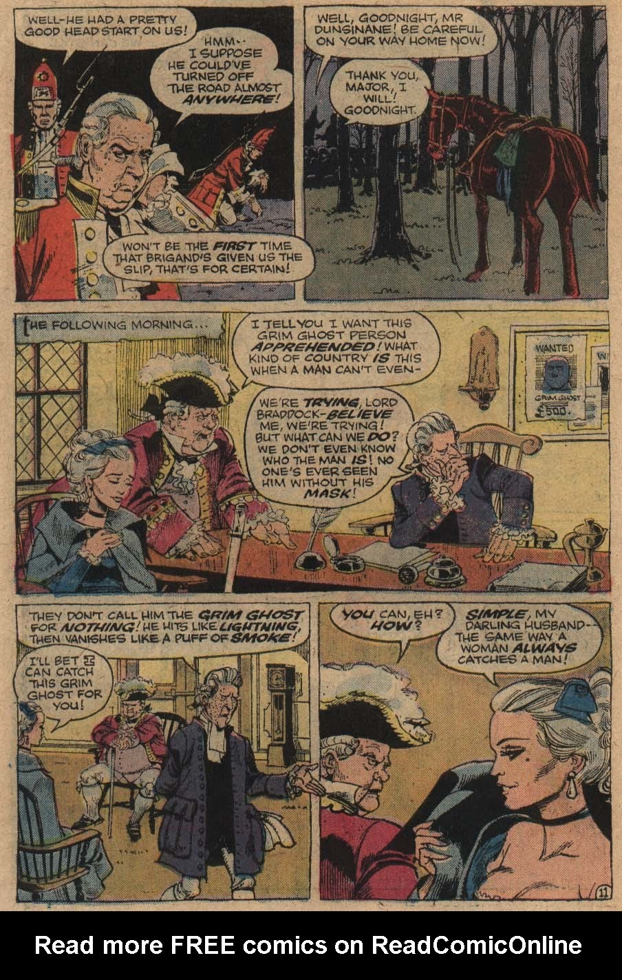 The Grim Ghost (1975) issue 1 - Page 13
