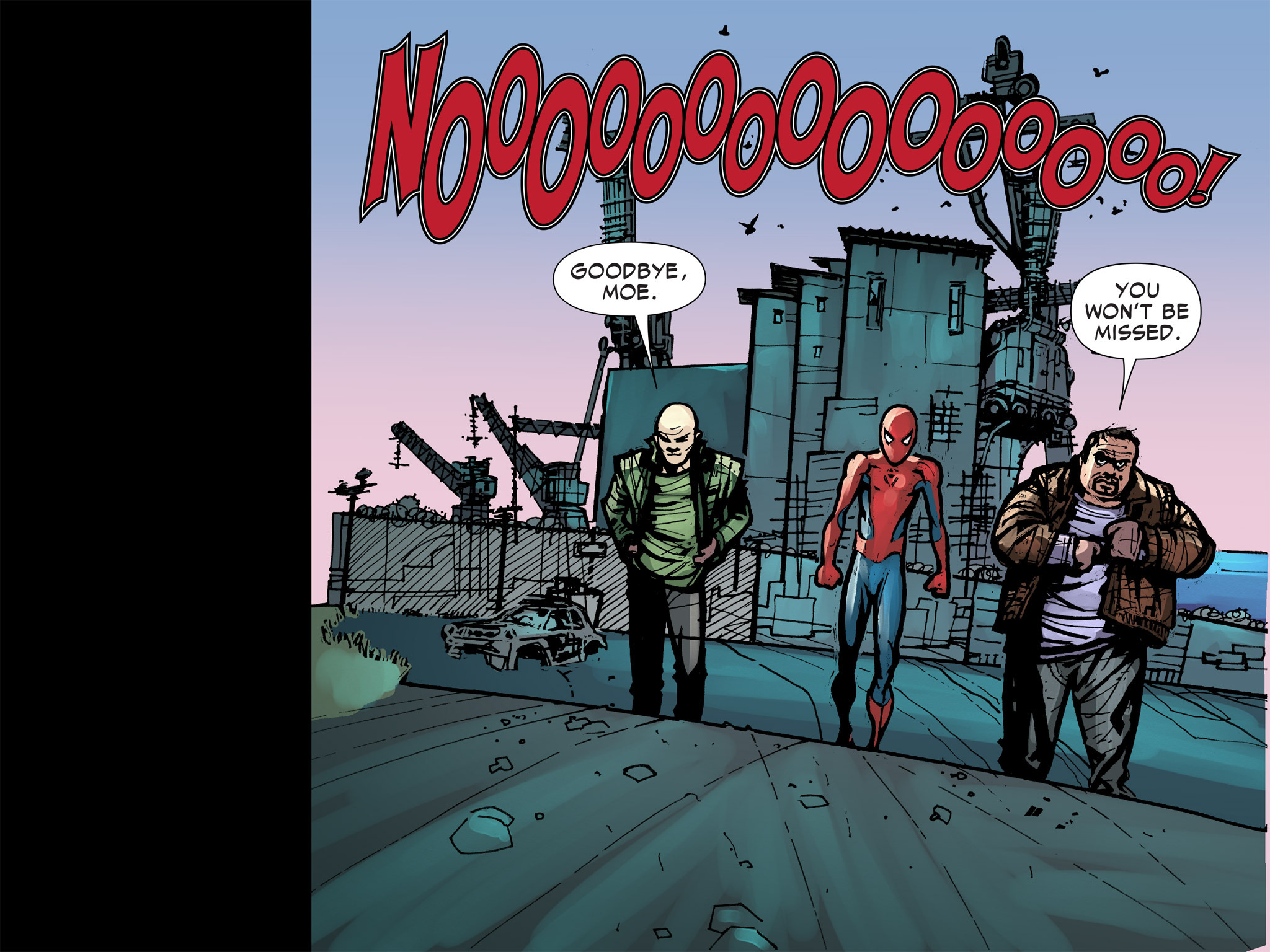 Read online Amazing Spider-Man: Who Am I? comic -  Issue # Full (Part 3) - 75