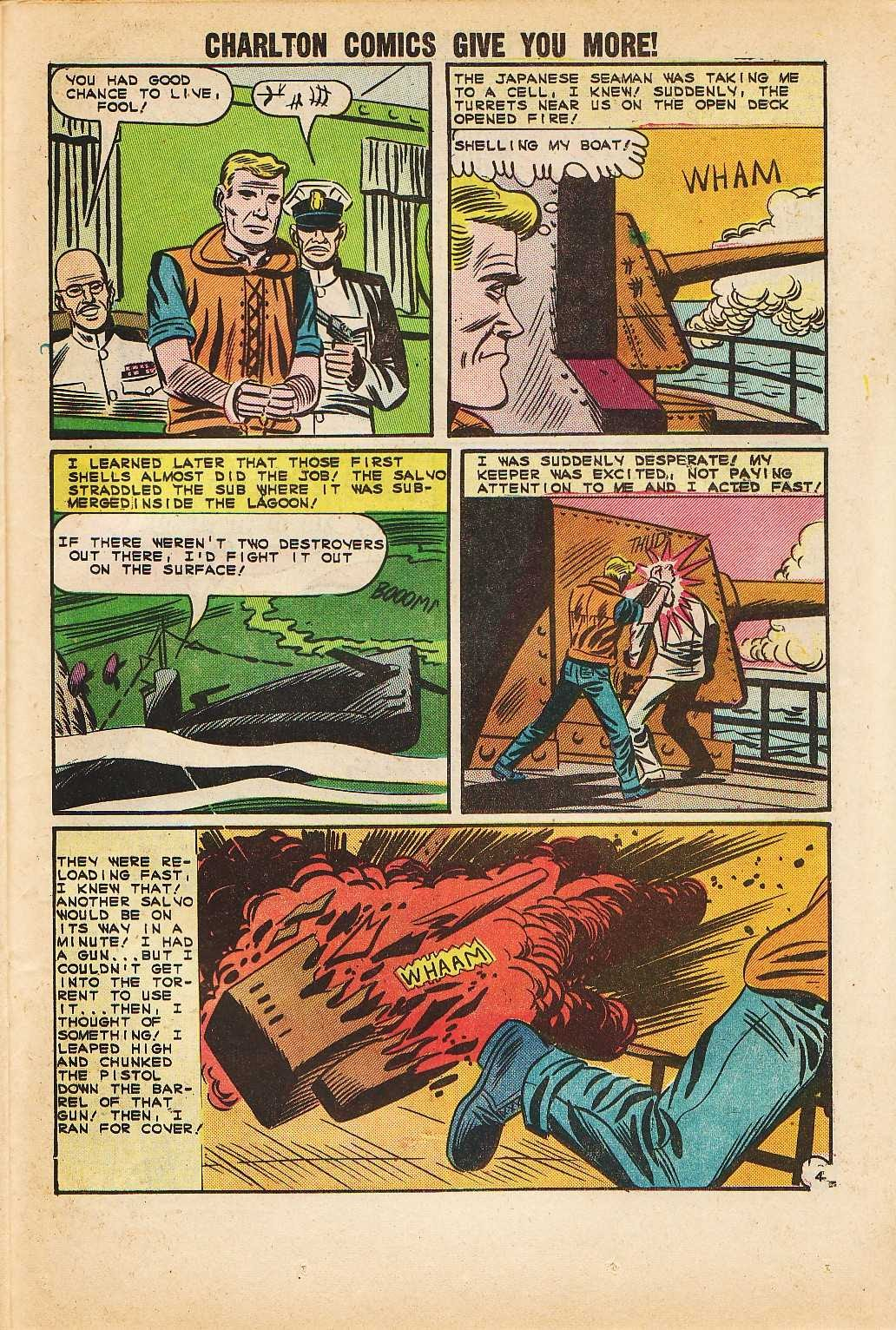 Read online Fightin' Navy comic -  Issue #116 - 23