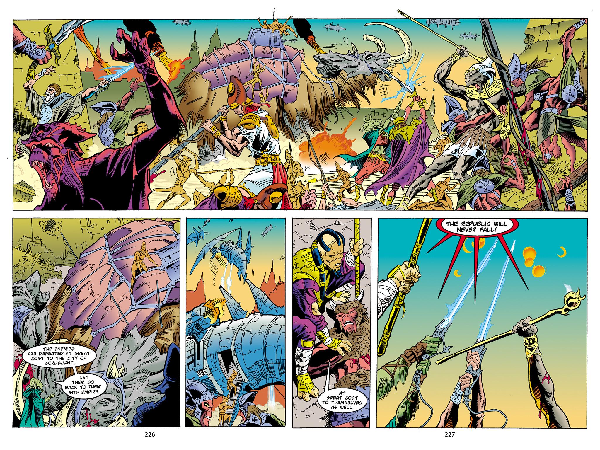 Read online Star Wars Omnibus comic -  Issue # Vol. 4 - 217