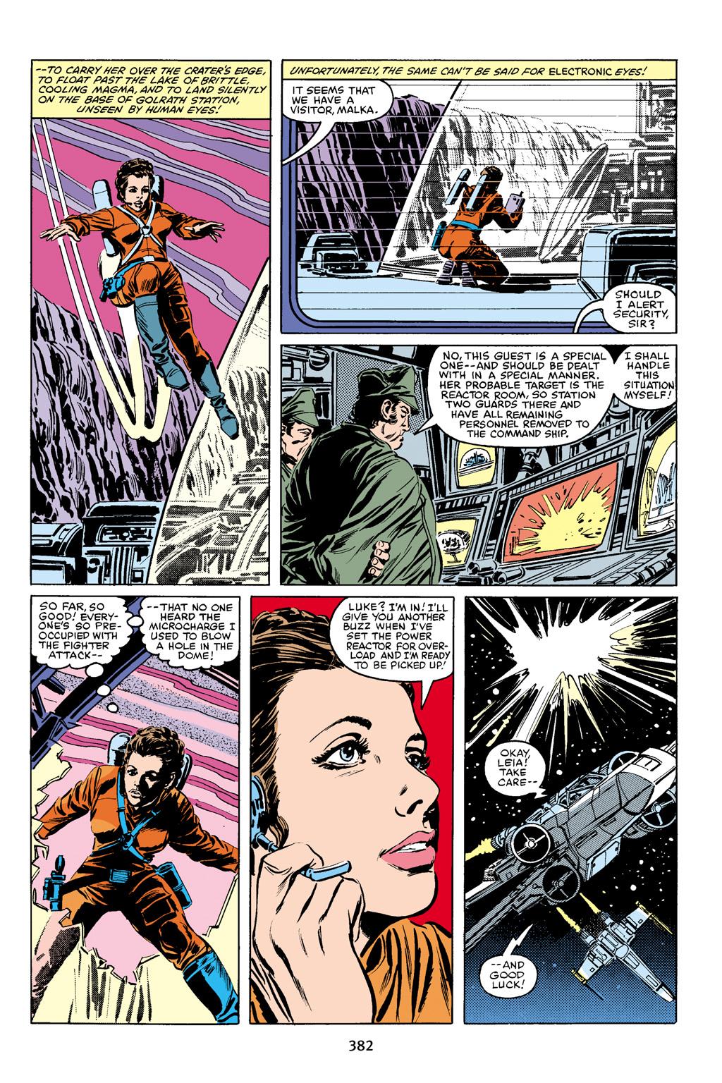 Read online Star Wars Omnibus comic -  Issue # Vol. 16 - 375