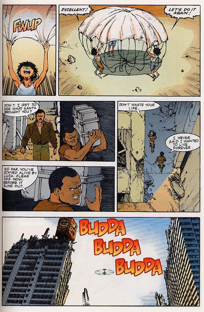 Read online Akira comic -  Issue #26 - 52