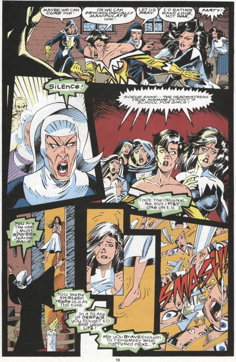 Read online Alpha Flight (1983) comic -  Issue #104 - 9