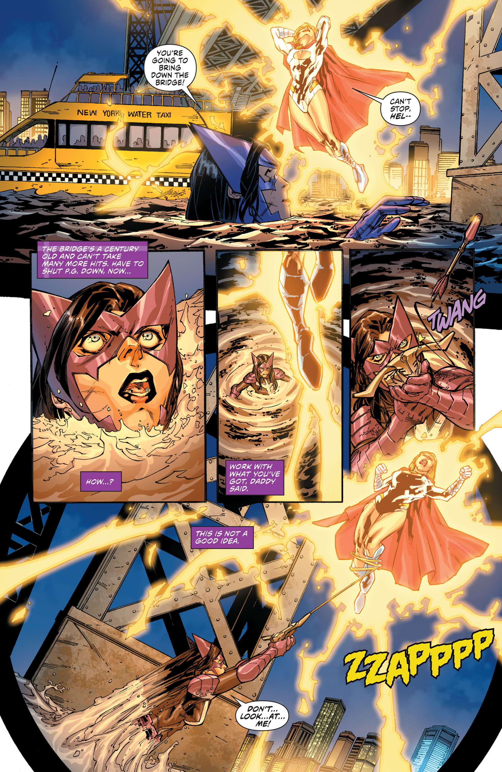 Read online Worlds' Finest comic -  Issue #18 - 3
