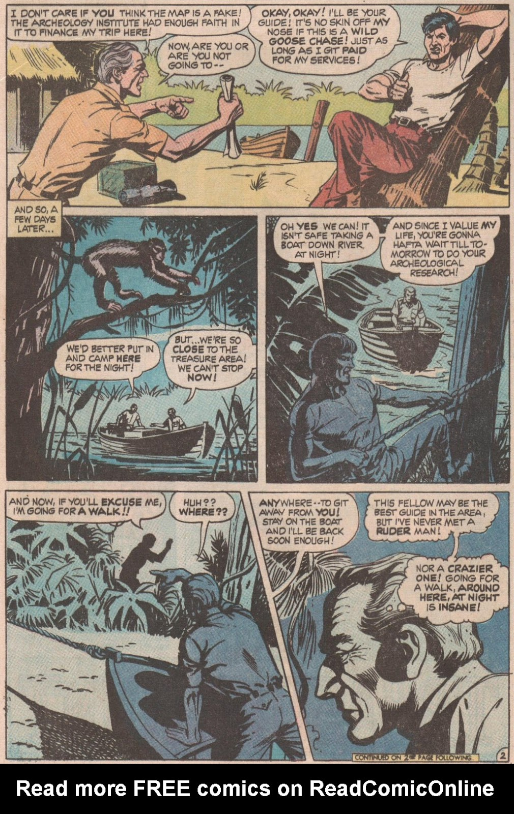 The Witching Hour (1969) issue 6 - Page 19