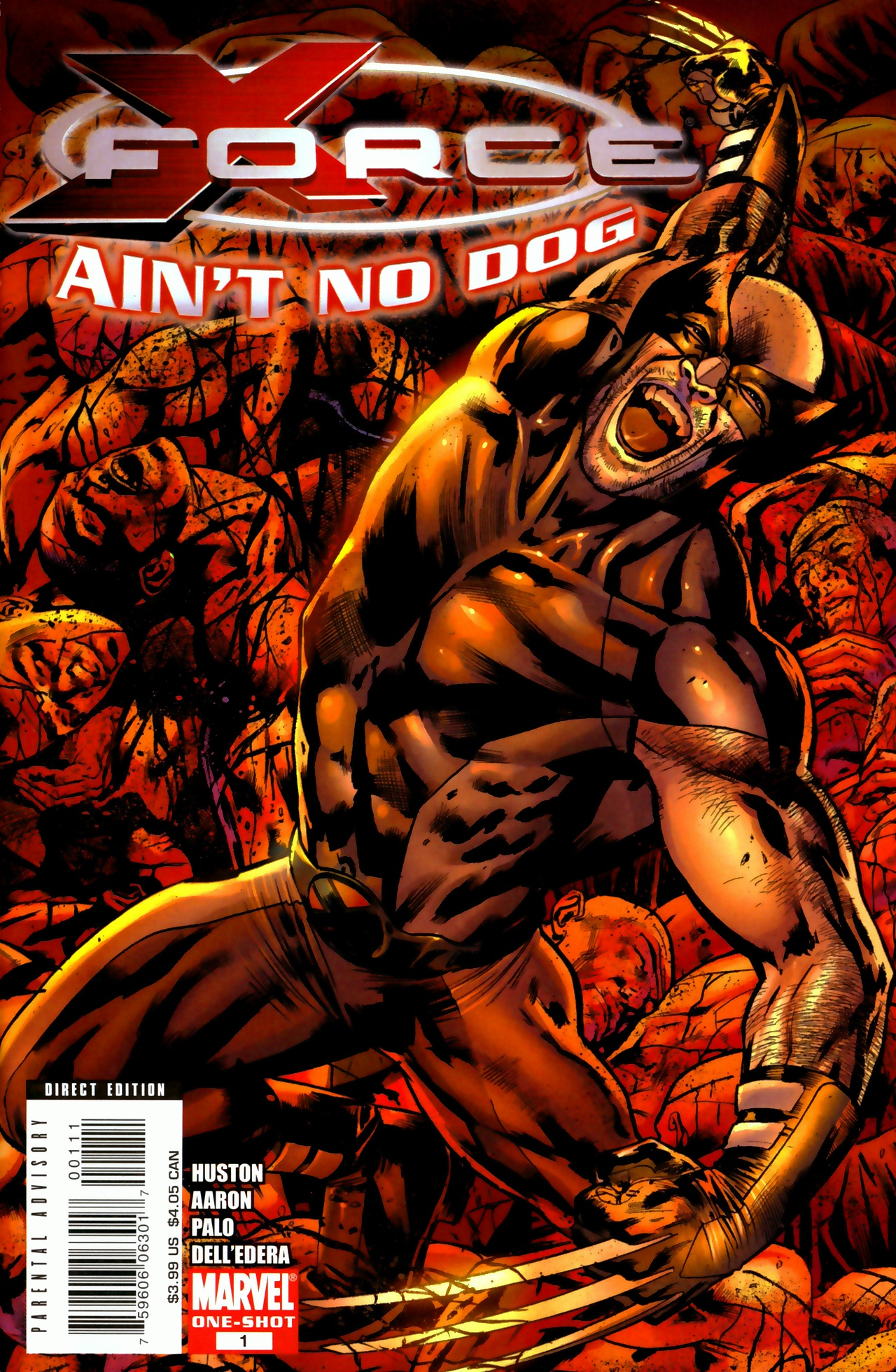 Read online X-Force Special: Ain't No Dog comic -  Issue # Full - 1