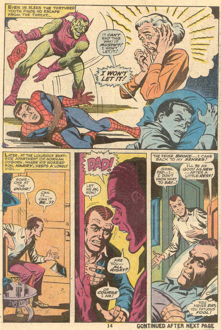 The Amazing Spider-Man (1963) _Annual_9 Page 13