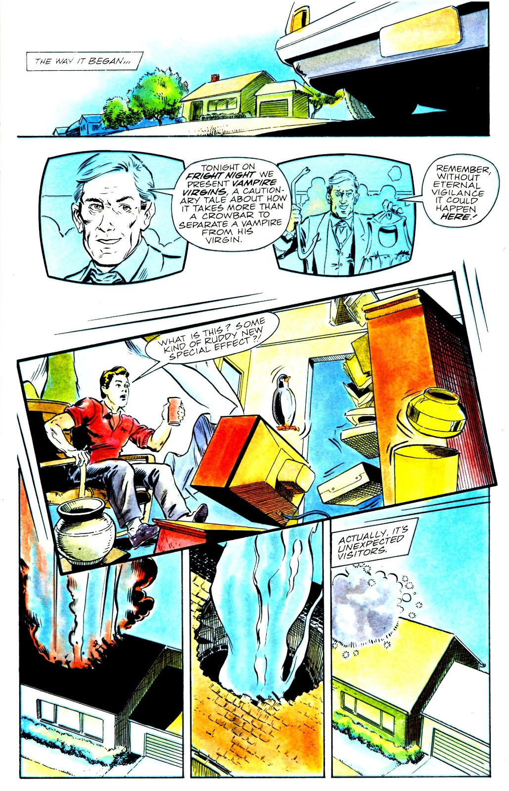 Fright Night issue 3 - Page 5
