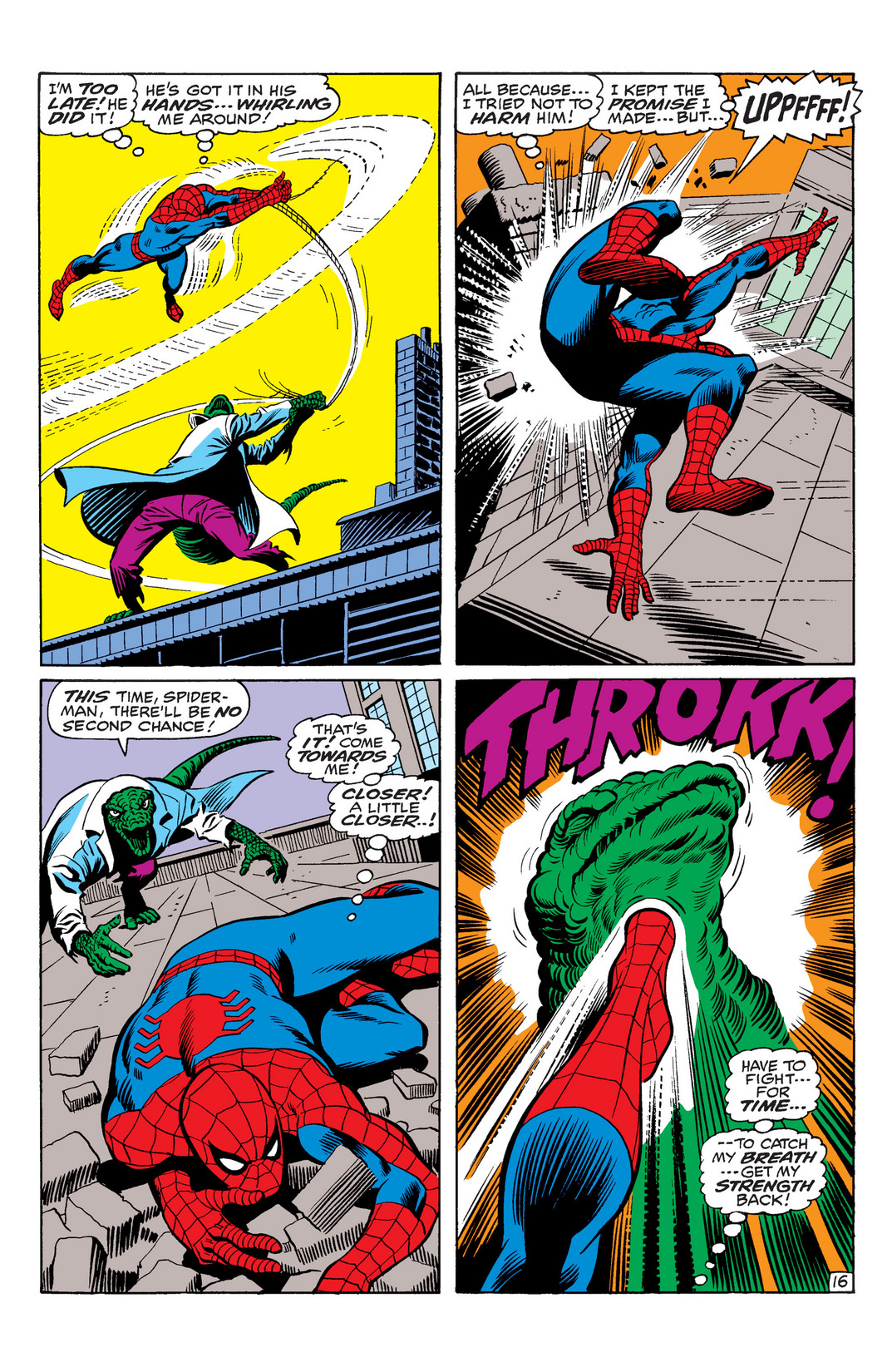 The Amazing Spider-Man (1963) 76 Page 16