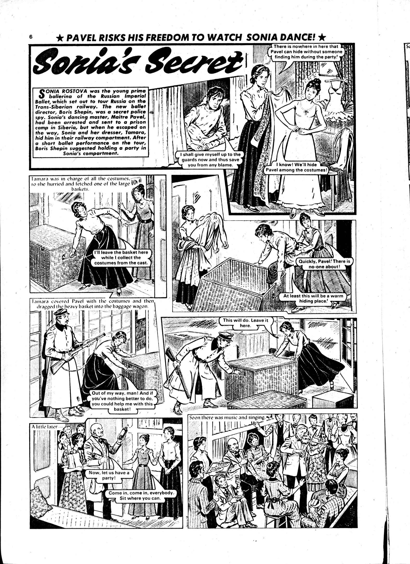 Read online Judy comic -  Issue #983 - 6