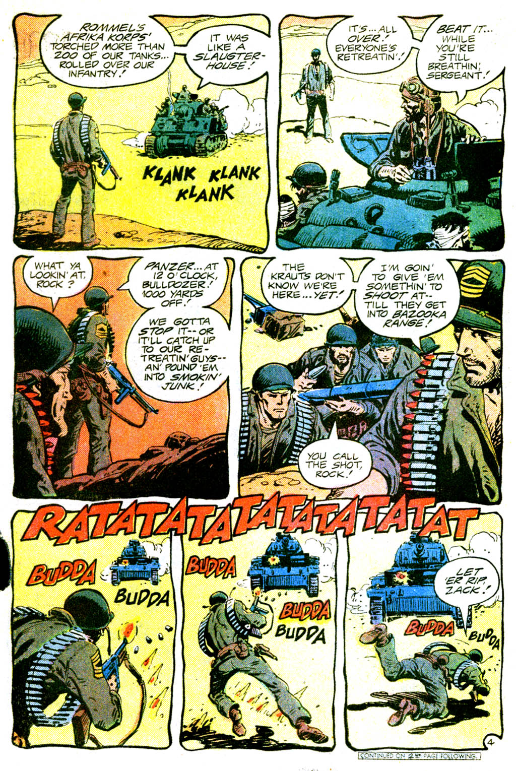 Sgt. Rock issue 362 - Page 5