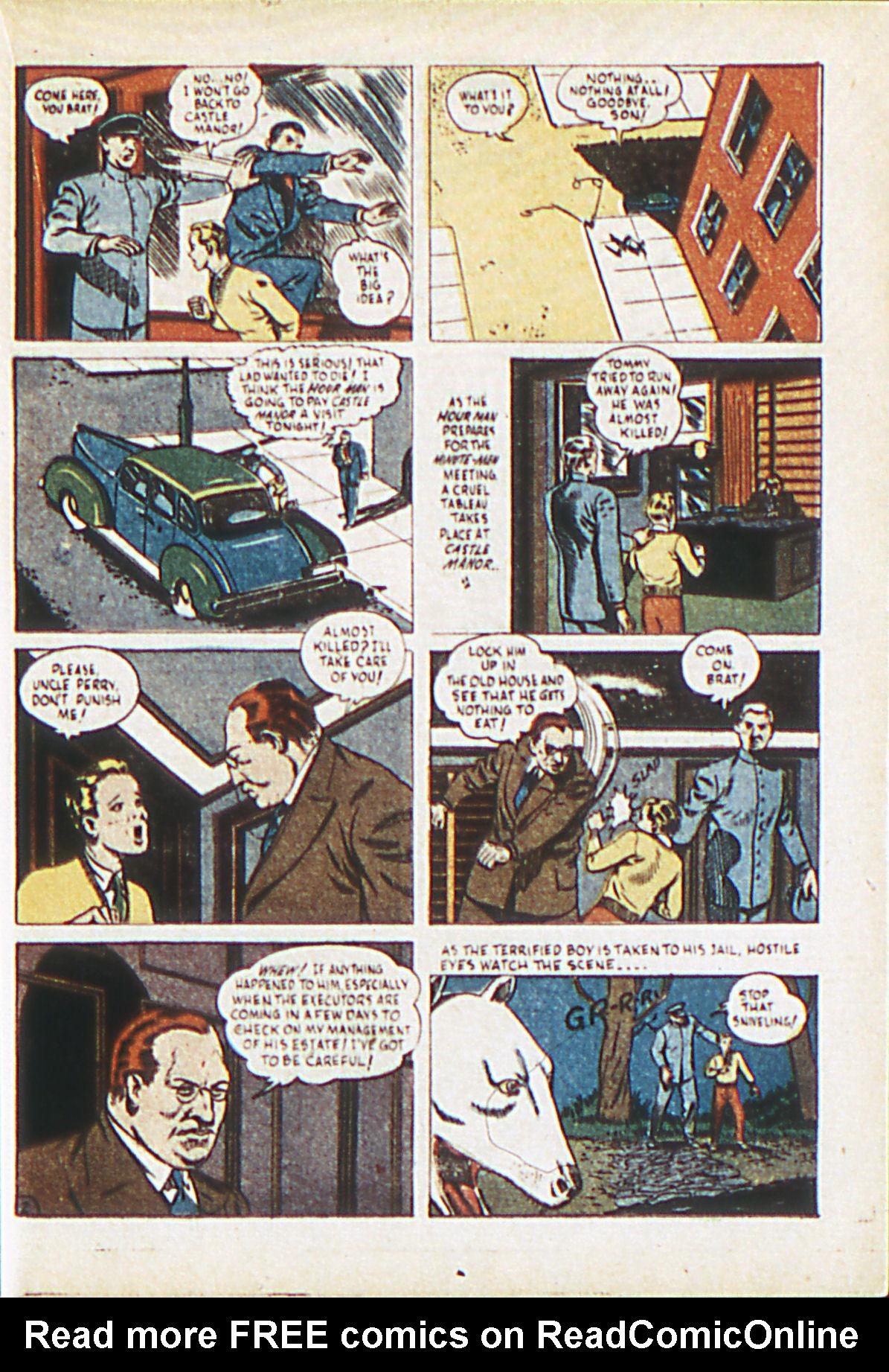 Read online Adventure Comics (1938) comic -  Issue #62 - 34
