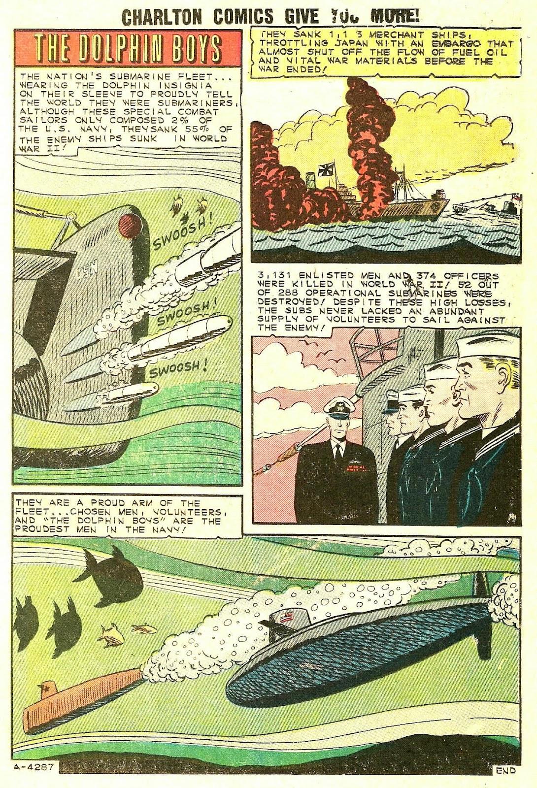Read online Fightin' Navy comic -  Issue #119 - 11