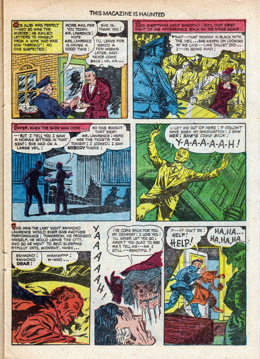 Read online This Magazine Is Haunted comic -  Issue #11 - 11