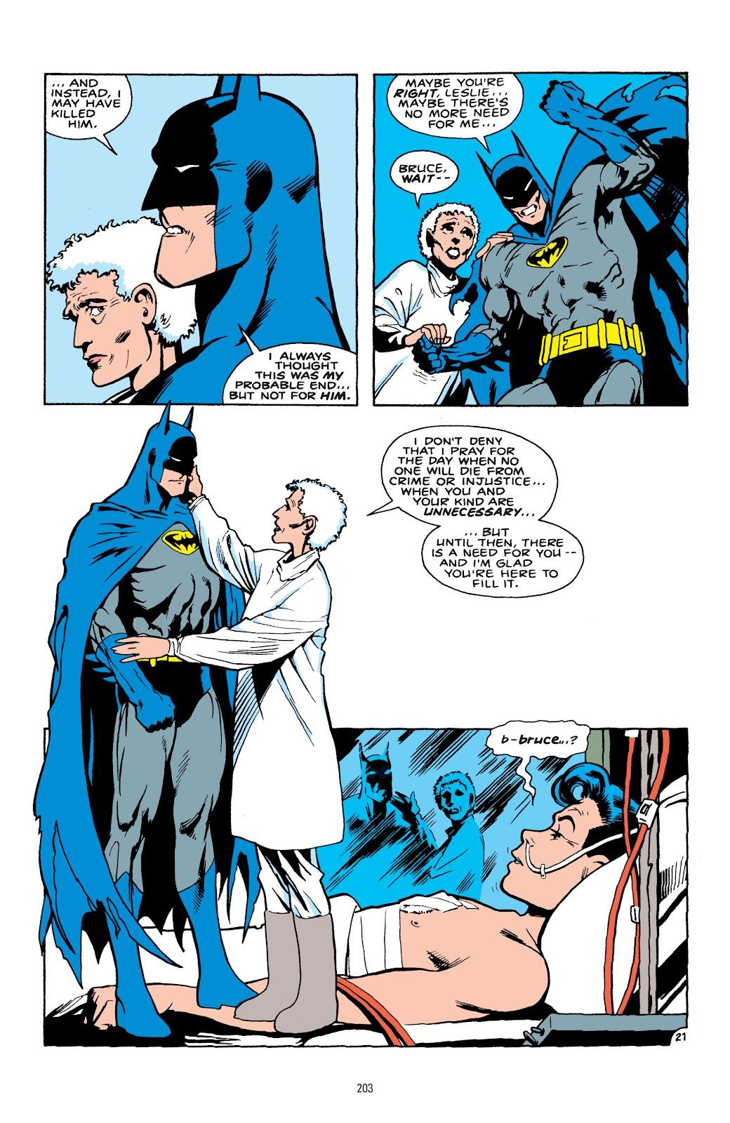 Read online Detective Comics (1937) comic -  Issue # _TPB Batman - The Dark Knight Detective 1 (Part 3) - 3